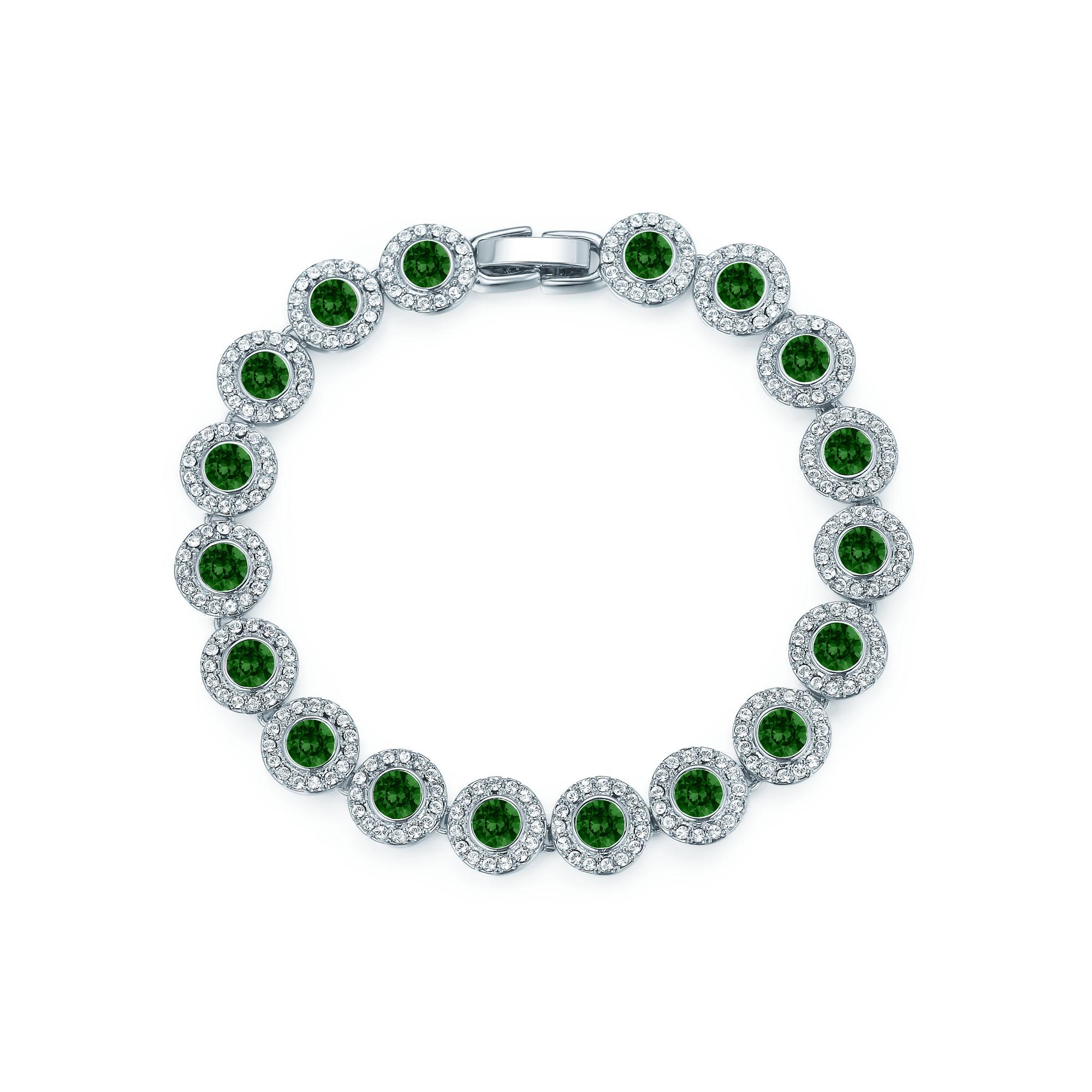 Swarovski® Crystal Bracelets - Made with Swarovski® Crystals ... 7f66f5f720