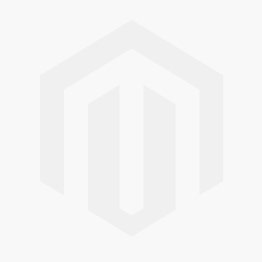 Lace Wide Necklace w Swarovski Crystals Rhodium Plated